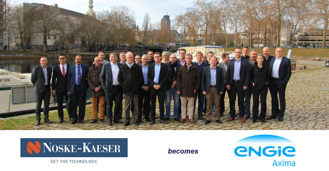 Noske-Kaeser becomes ENGIE Axima