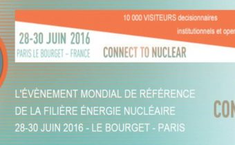 World Nuclear Exhibition au Bourget